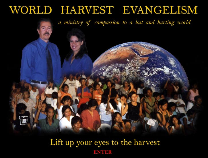 World Harvest Evangelism Entrance